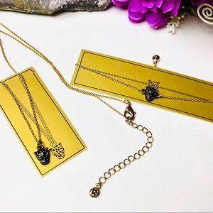 Rachel Roy 💛SET 🐯Pendant Necklace & Bracelet 🐯